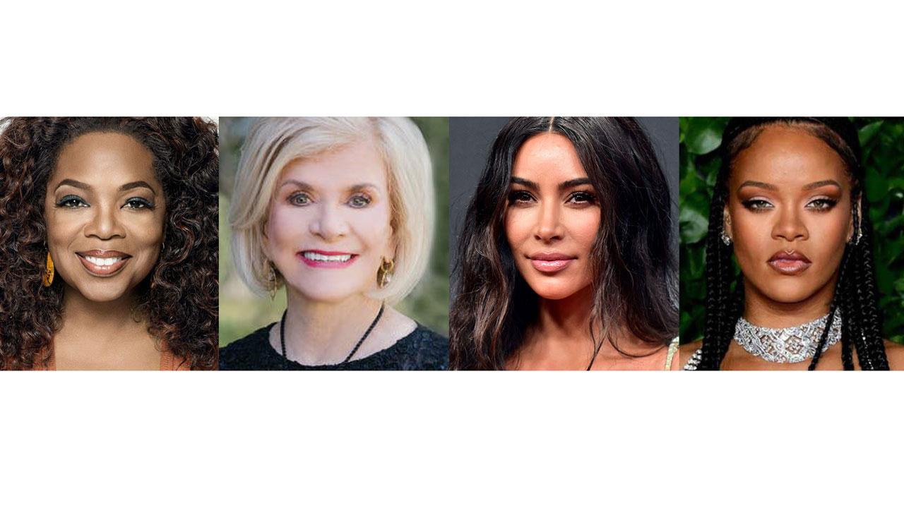 Lista Forbes: Las multimillonarias de Estados Unidos (hechas por sí mismas) en 2021
