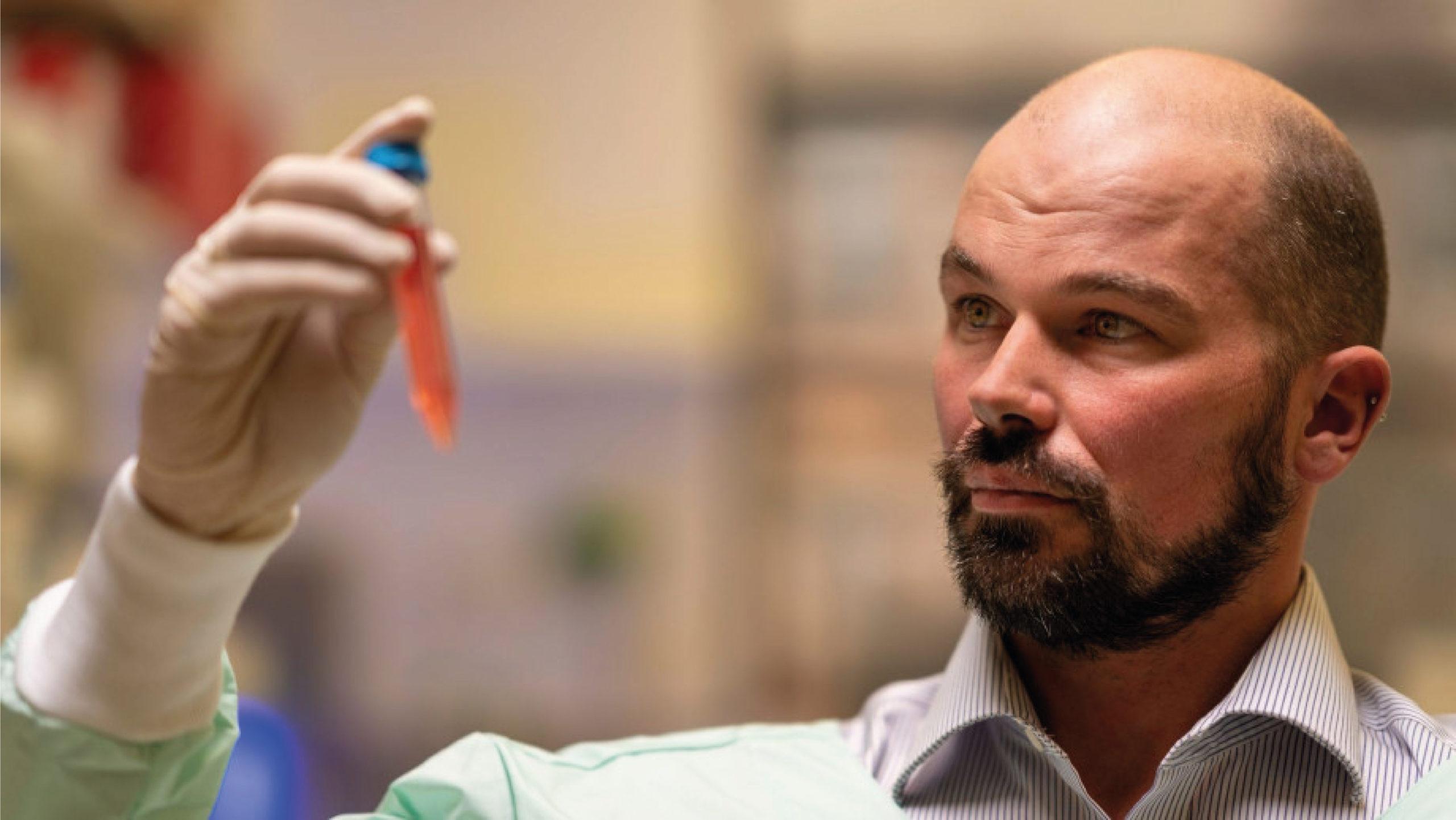 Investigadores desarrollan un hidrogel para combatir el Parkinson