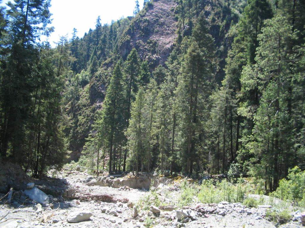 Parques Nacionales áreas naturales