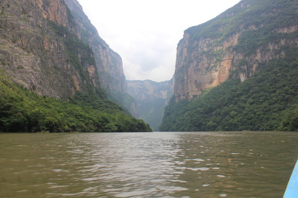 Parques Naturales Cañón del Sumidero