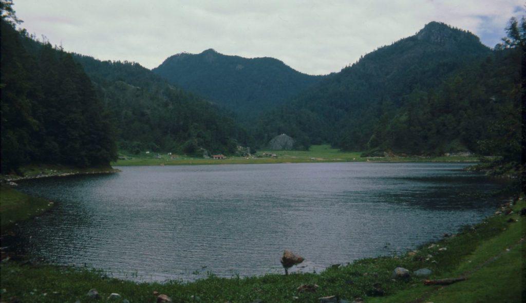 áreas naturales Lagunas de Zempoala