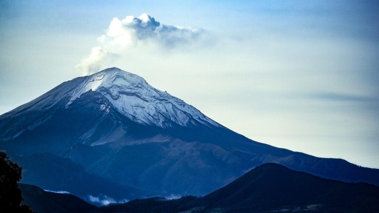Parques Nacionales Popocatepetl