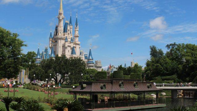 Parques de diversiones Disney