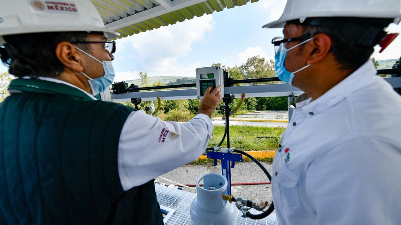 Da CRE a Pemex permiso de distribución para Gas Bienestar