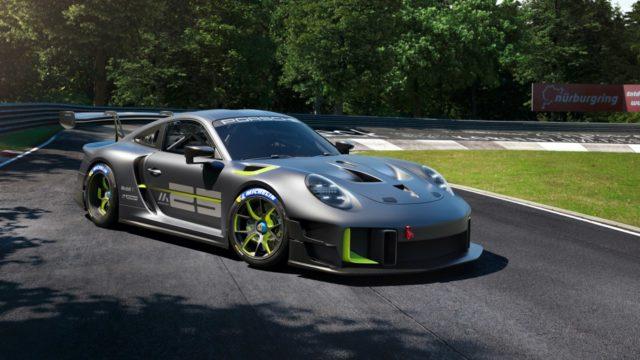Porsche 911 auto de carreras