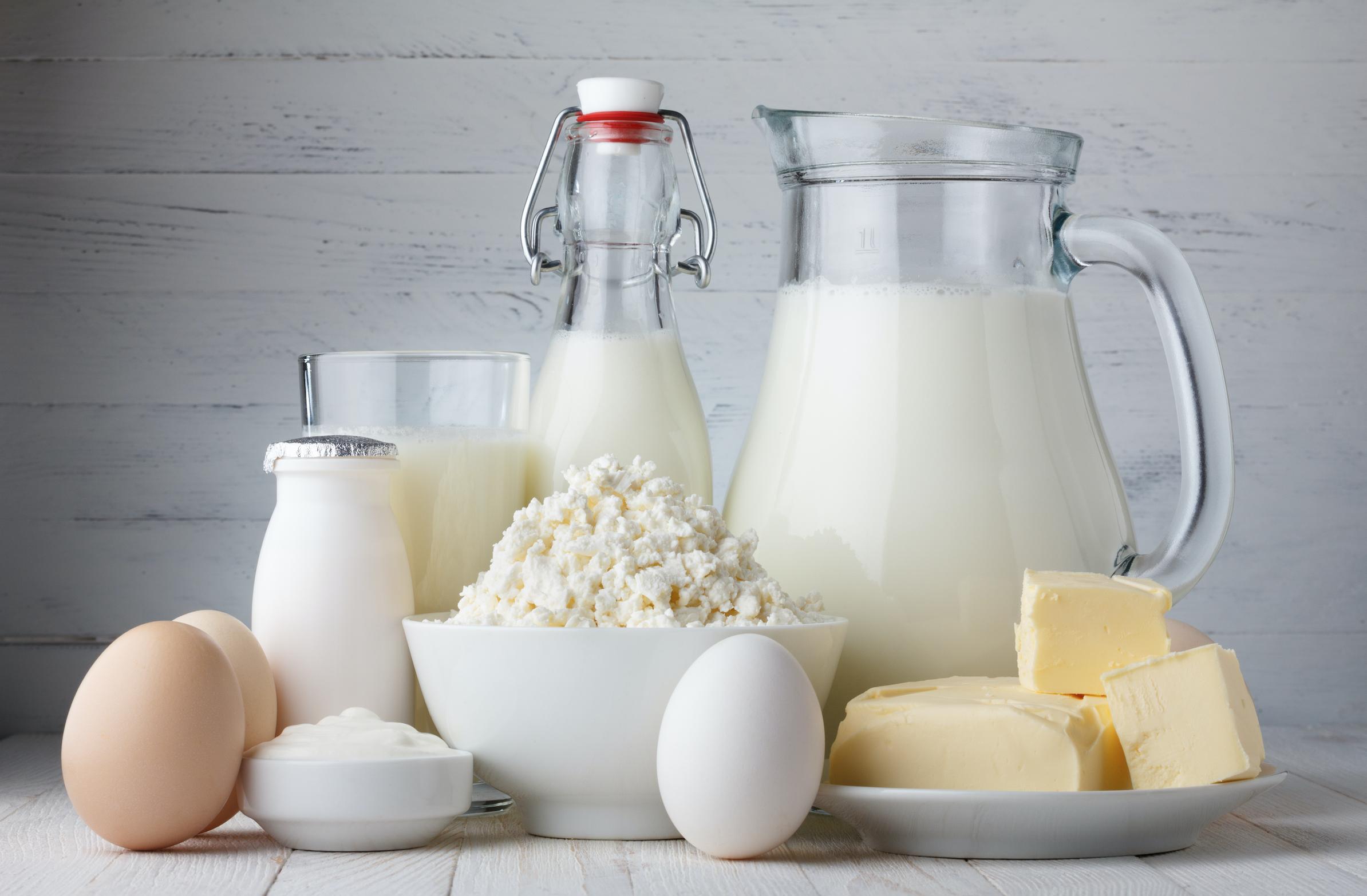 La leche 100% real de California tiene ahora una certificación