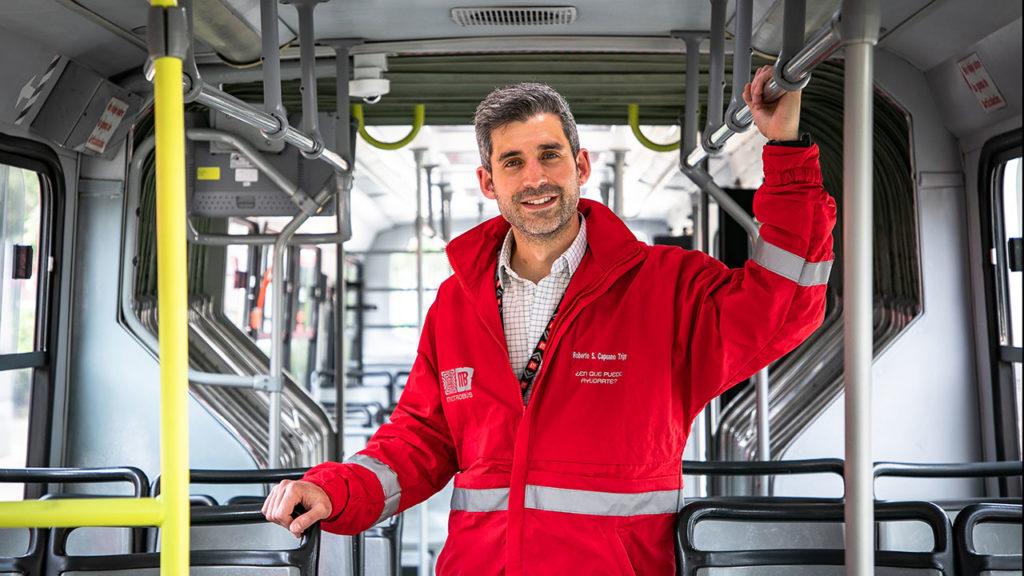 Roberto Capuano director Metrobus