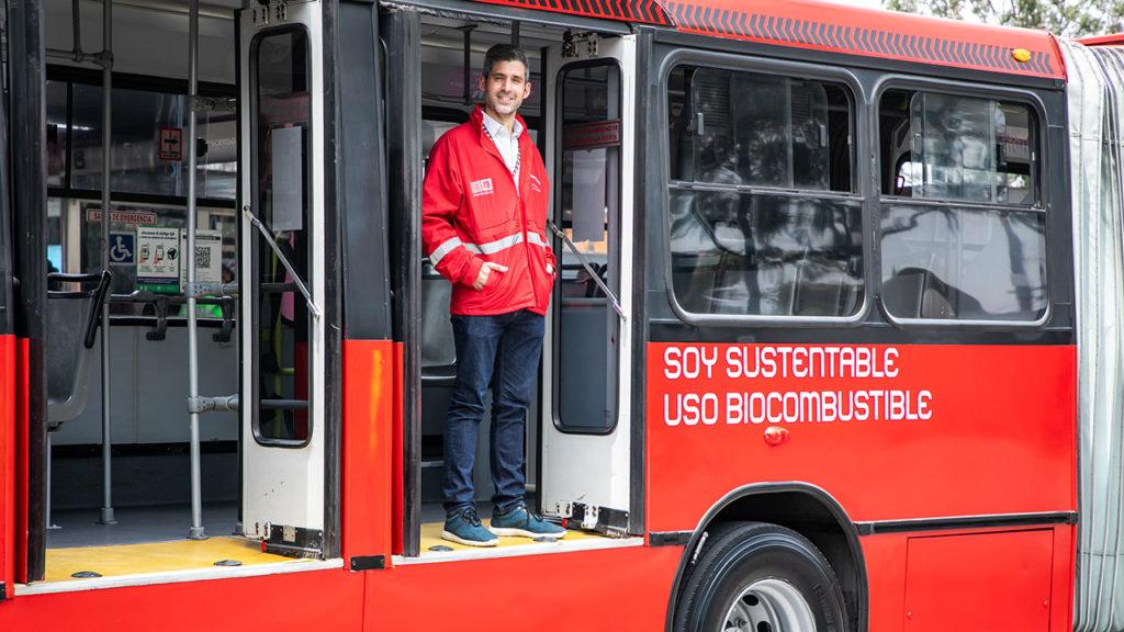 Roberto Capuano director Metrobus 4