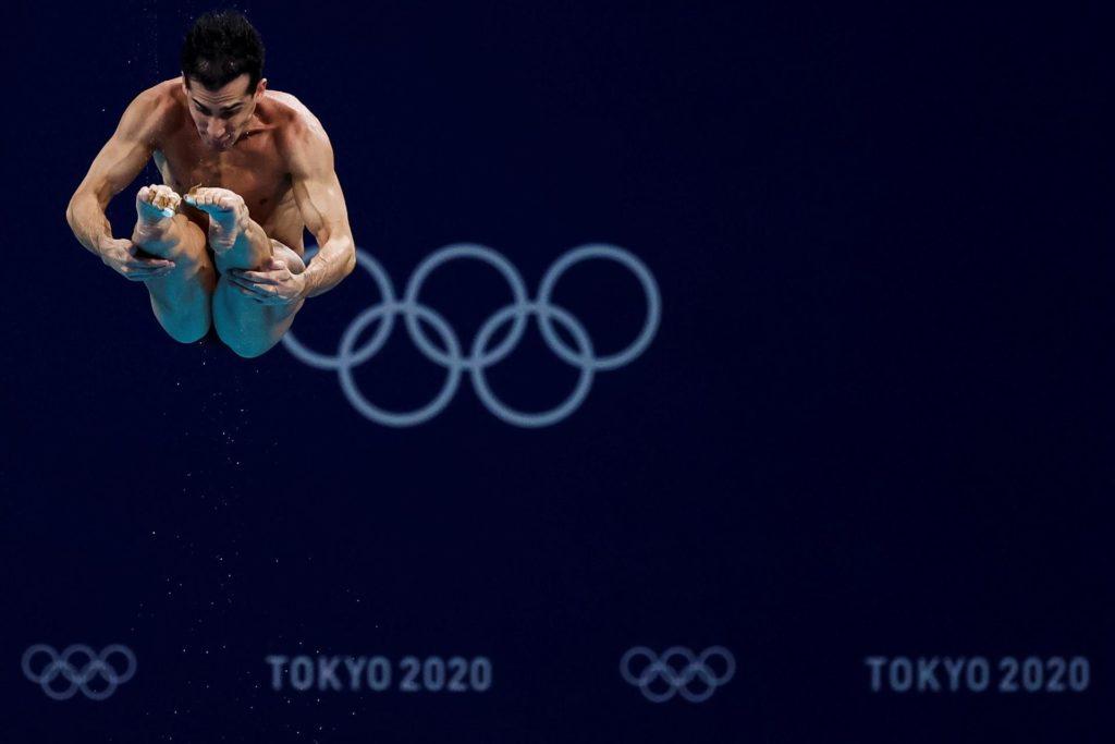 Rommel Pacheco Clavadista mexicano Olimpiadas Tokyo 2020
