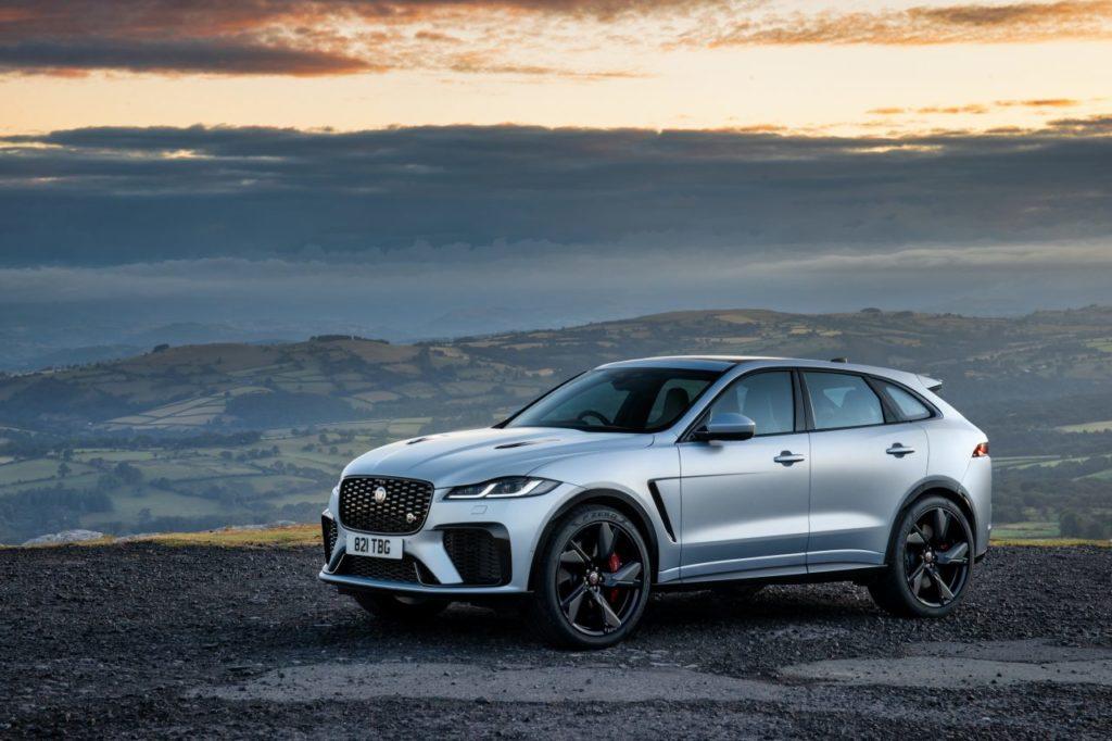 SUV Jaguar