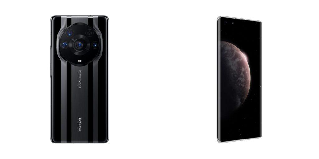smartphones Honor y Samsung