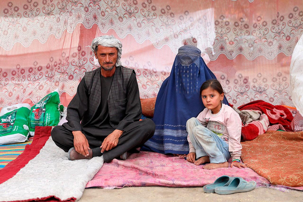 Más de la mitad en Afganistán afrontará una grave crisis alimentaria: ONU