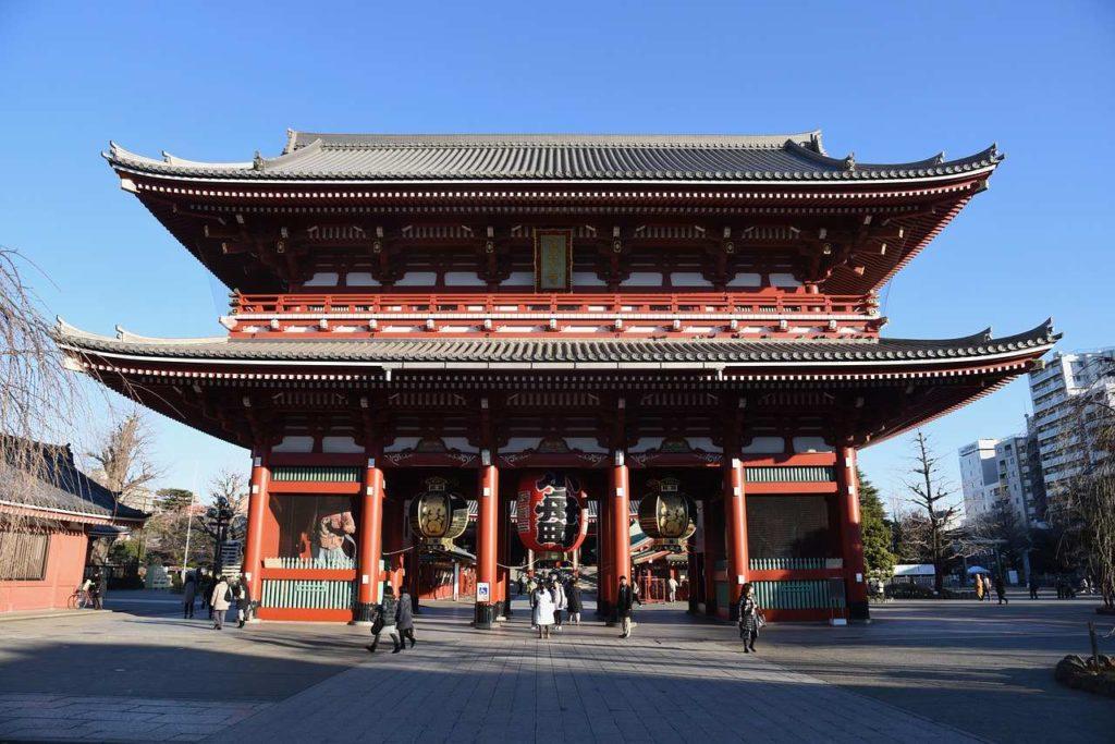 Tokio templo Sensoji
