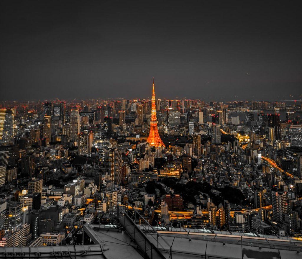 Ciudad de Japón