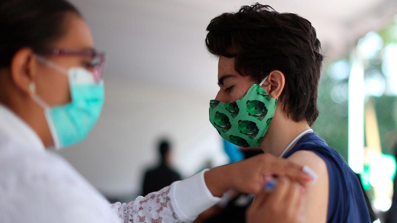 Sedes para vacunación de jóvenes de Alvaro Obregón, Azcapotzalco, Coyoacán e Iztapalapa