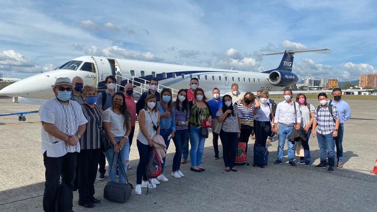 La aerolínea guatemalteca TAG Airlines iniciará operaciones en México