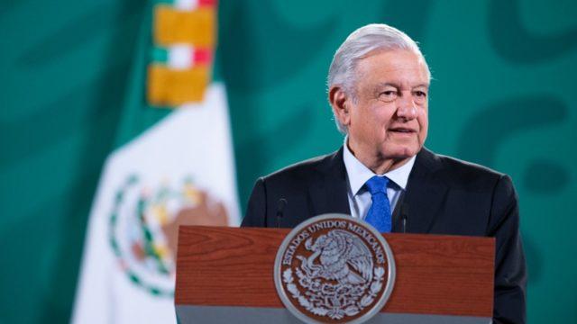 El presidente Andrés Manuel López Obrador. Foto: Gobierno de México.