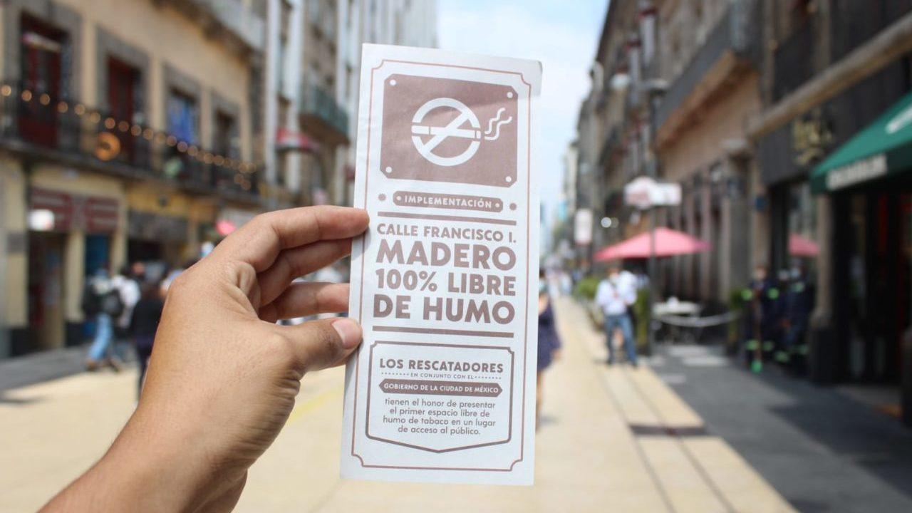 Restricción de fumar en Madero es sin el ánimo de multar, aclara gobierno