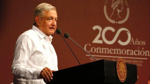 El presidente Andrés Manuel López Obrador. Foto: Gobierno de México