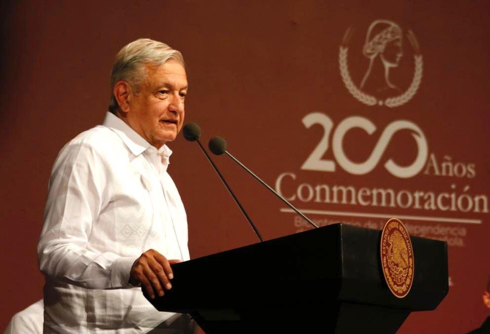 Protesta CNTE por segundo día en actos de AMLO en Chiapas
