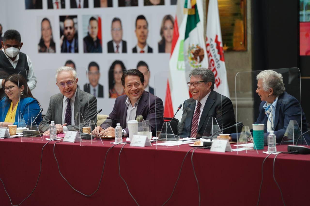 Delgado pide a senadores no silenciar a AMLO durante revocación
