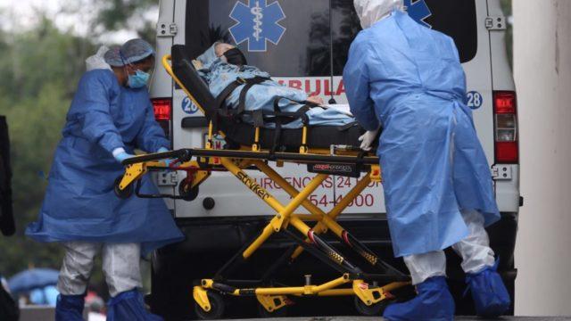 México suma 897 muertes y 13,217 contagios por Covid-19 en las últimas 24  horas