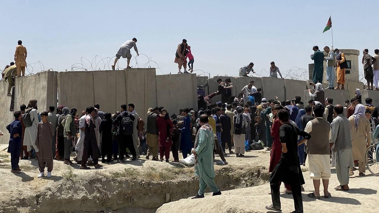 México procesa primeras solicitudes de refugio de ciudadanos de Afganistán