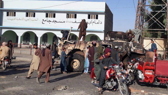 La guerra en Afganistán costó a Estados Unidos $300 mdd por día durante 20 años