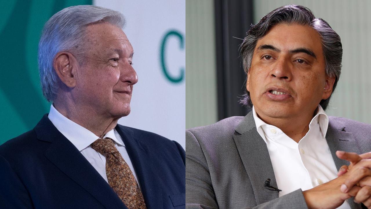AMLO truena contra Esquivel por negar pago de deuda con crédito del FMI