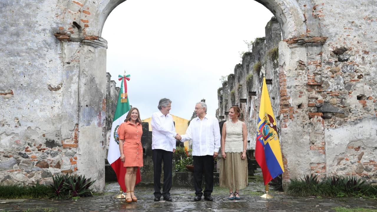 Presidente de Ecuador espera que México le abra la puerta a la Alianza del Pacífico