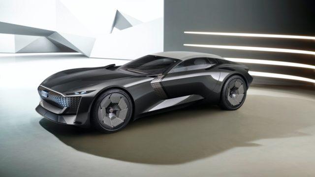Vehículo Audi