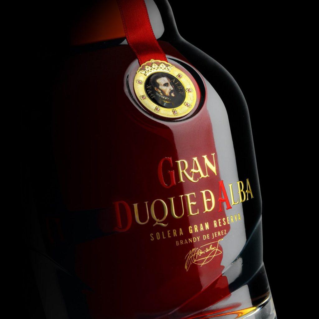 Bebidas espirituosas Brandy Gran Duque de Alba