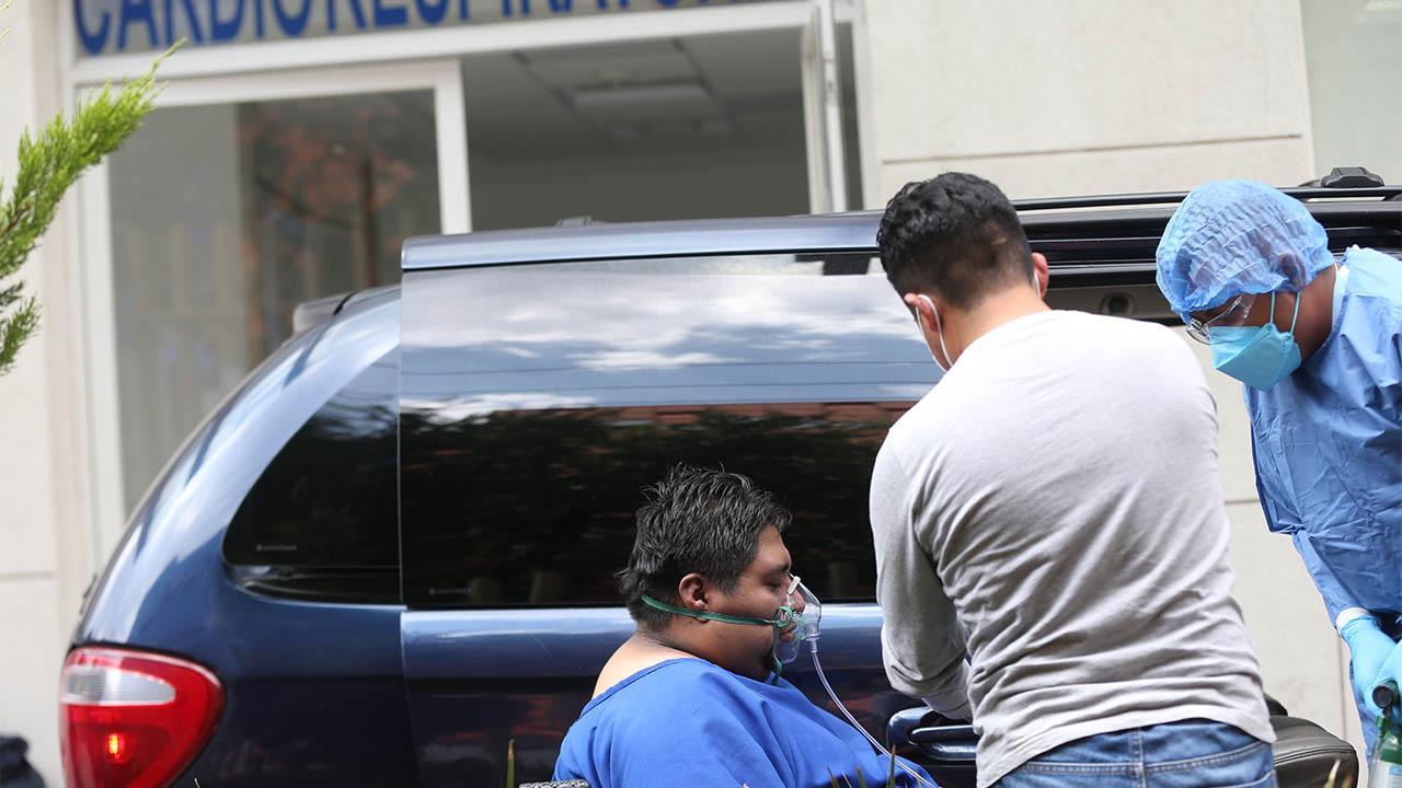 México suma 21,569 casos de Covid-19 en 24 horas, nuevo máximo en la tercera ola