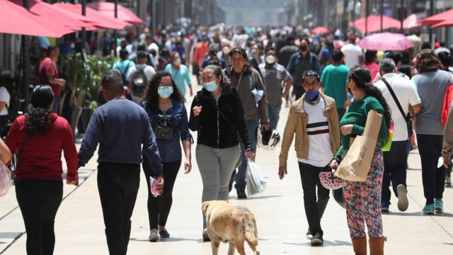 México suma 224 muertes y 5,139 contagios por Covid-19 en el último día