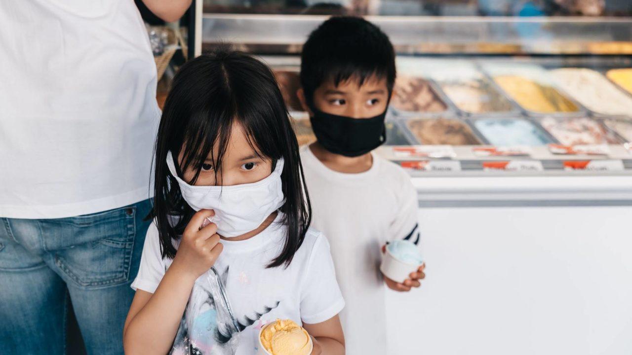 Niños no vacunados sufren el impacto del Covid-19, alerta la OPS