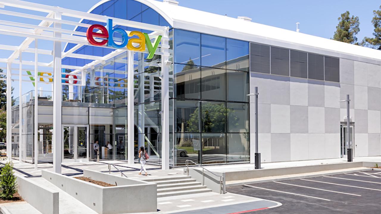 eBay gana 11,375 mdd hasta junio, casi el triple que el año pasado