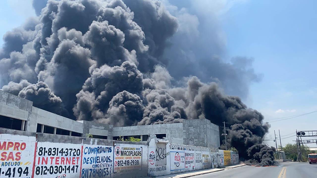 Se registra explosión en planta de Protexa en Nuevo León