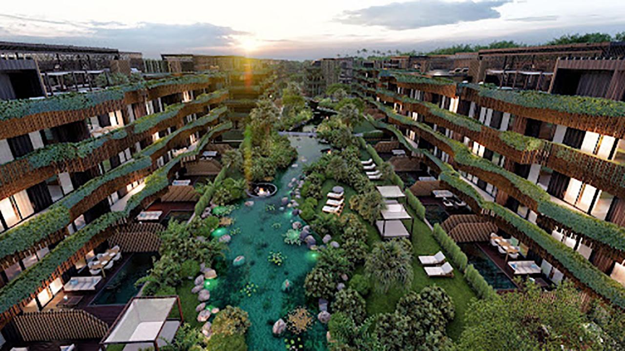 Amira District: una razón arquitectónica para invertir en Tulum