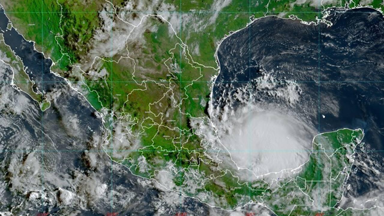 Grace se convierte de nuevo en huracán; viene el segundo impacto