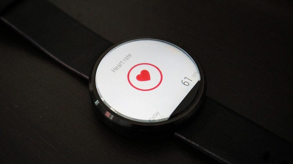 smarwatch corazón