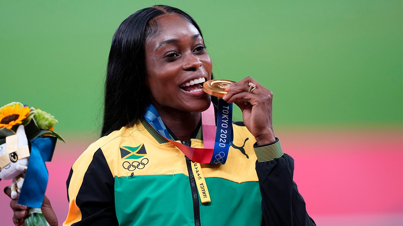 Facebook dice que bloqueó por error en Instagram a medallista Thompson-Herah
