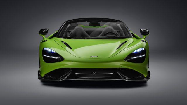 hypercars McLaren