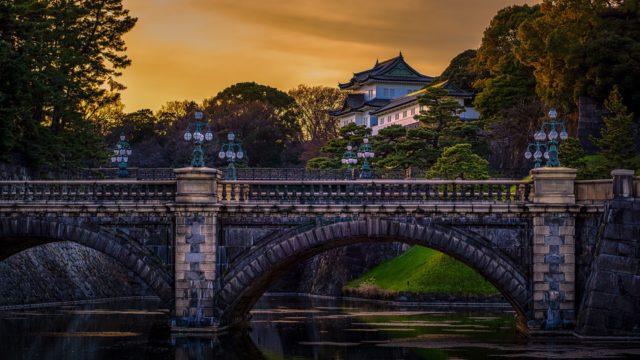 Tokio palacio