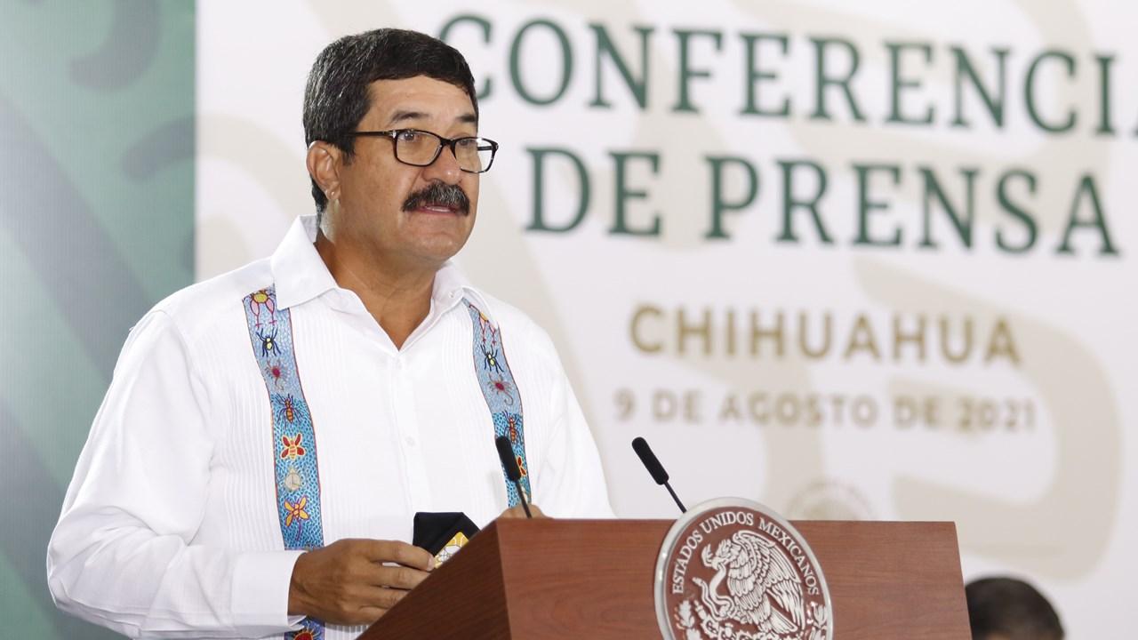 Javier Corral critica pérdida de valores en la oposición a la 4T
