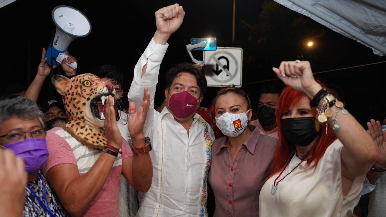 Tras fin de recuento en Campeche, Morena ratifica triunfo de Sansores