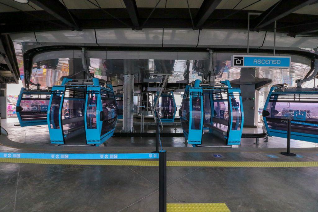 Ciudad de México abre segunda línea del Cablebús al oriente de la capital