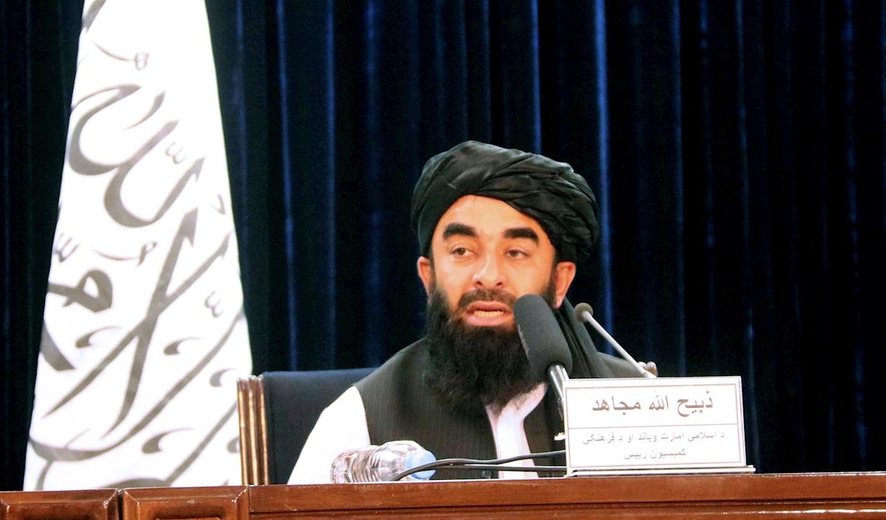 Talibanes revelan su rostro al actualizar su foto de perfil en Twitter