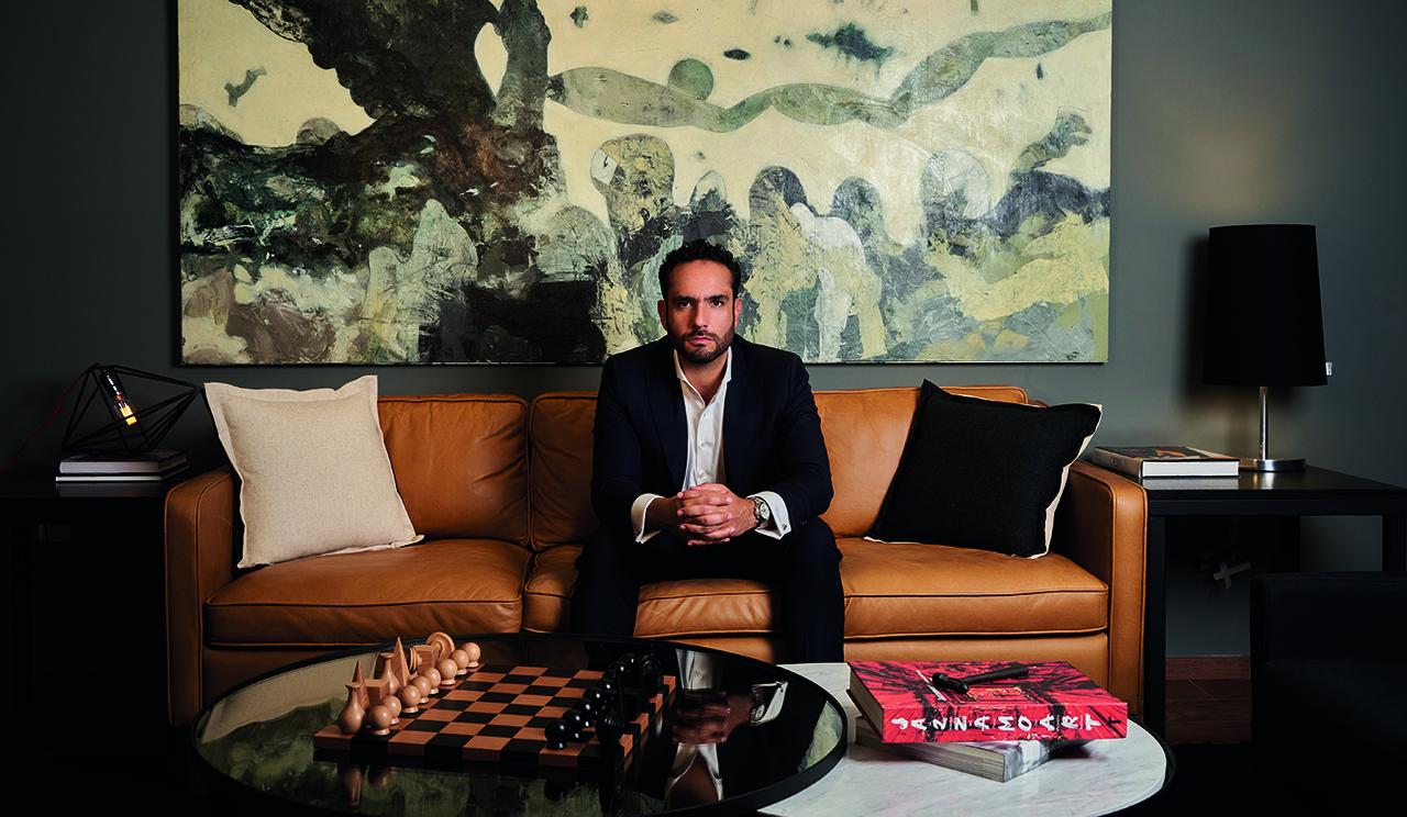 Luis Cervantes: el abogado de los grandes negocios