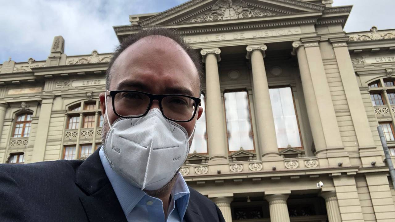 Desde Chile, Mauricio Toledo acusa persecución política