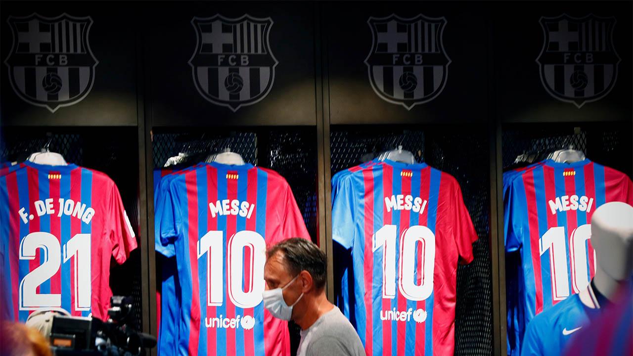 La salida de Messi podría costarle 137 mde al Barcelona en valor de marca
